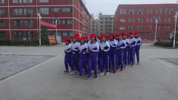 东明县万福中学