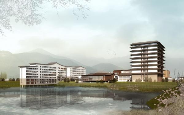杭州千岛湖建兰中学