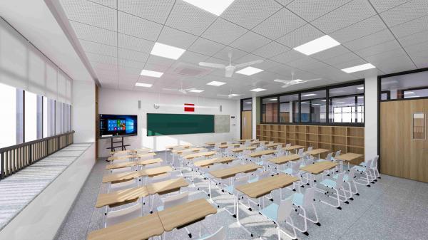 广东外语外贸大学附设清远外国语学校