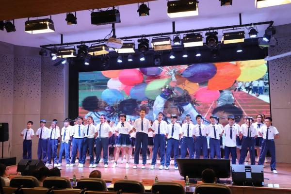 北京师范大学珠海分校附属外国语学校